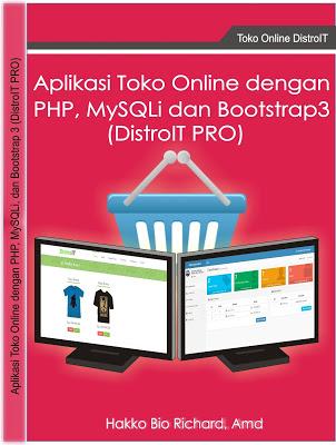 Aplikasi Toko Online DistroIT