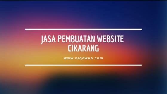 Jasa Pembuatan Website Cikarang
